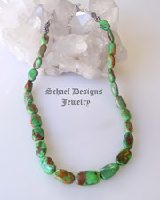 Southwestern Turquoise Jewelry by Schaef Designs Native American